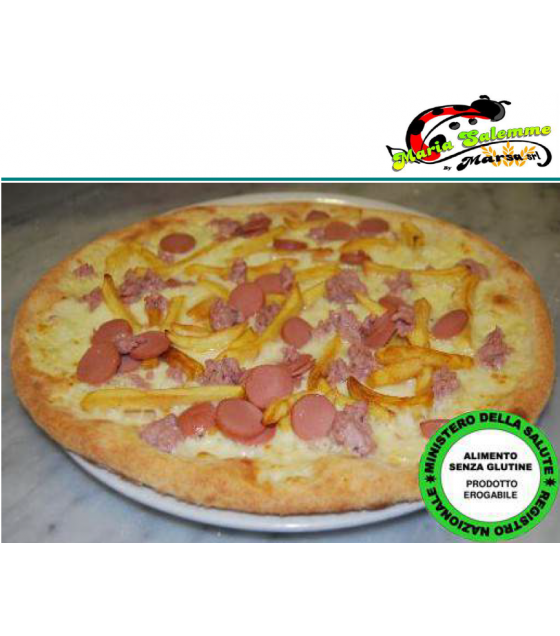 Pizza Grande Tirolese 350g