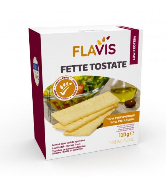 Flavis Fette Tostate 205g