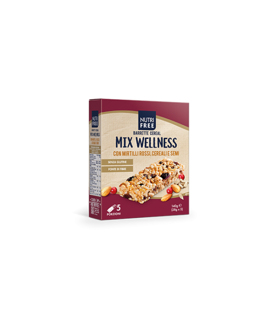 Nutrifree Barrette Cereal Mix Wellness
