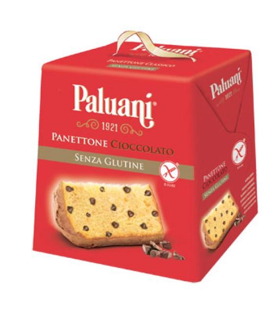 Panettone Gocce Cioccolato PALUANI Senza glutine