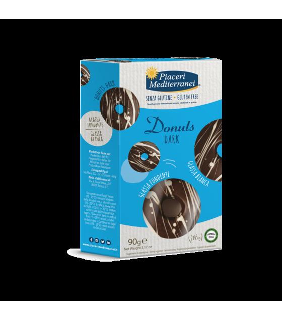 Piaceri Mediterranei Donuts Dark 90g
