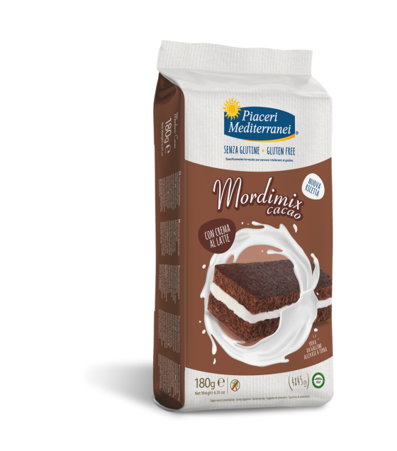 Piaceri Mediterranei Mordimix Cacao 180g