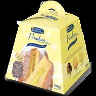 Piaceri Mediterranei Pandoro con crema al limone