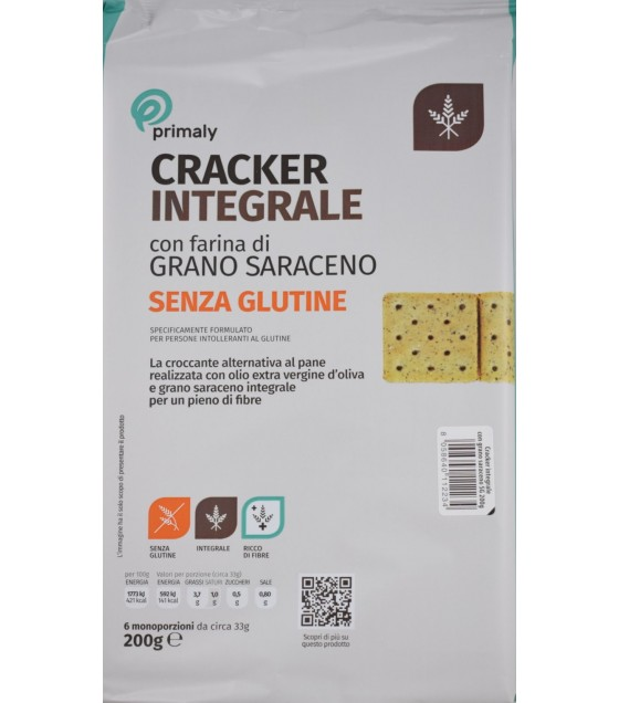 Cracker Integrali Gran Sar200g
