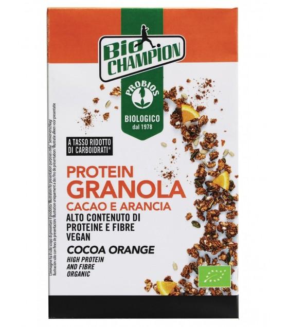 Probios Bch Protein Granola Cacao e Arancia
