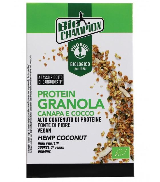 Probios Bch Protein Granola Canapa e Cocco