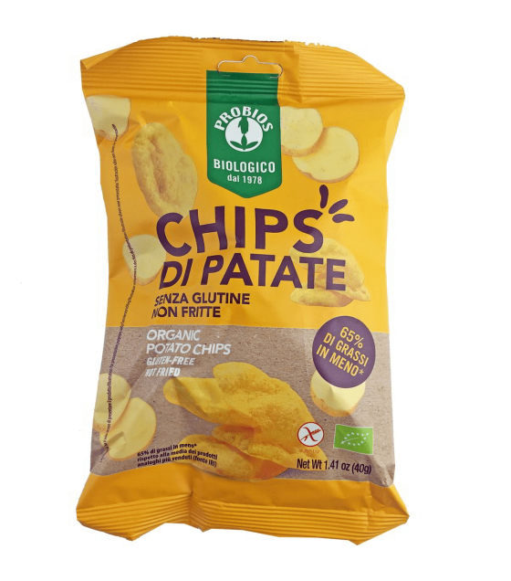 Probios Chips Patate 40g