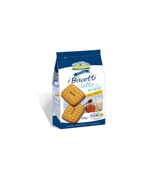 Happy Farm Bisc Latte/mie 300g