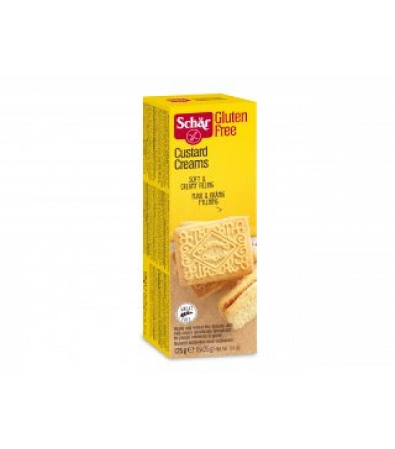 Schar Custard Cream 125g