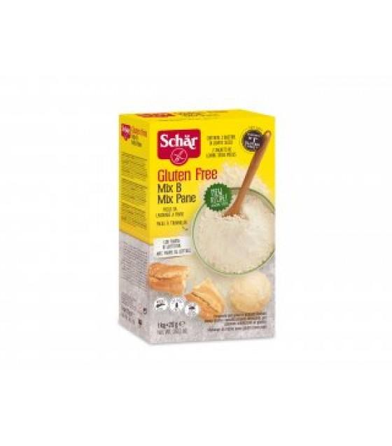 Schar Mix B Prep Pane 1kg SENZA LATTOSIO
