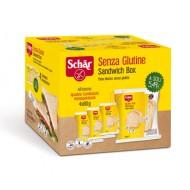 Schar Promobox Sandwich 320g SENZA LATTOSIO
