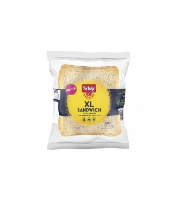 Schar Xl Sandwich White 280g