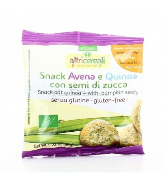 Altricereali Snack Avena/quino