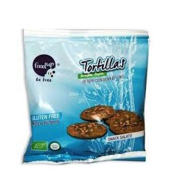 Tortillas Di Teff C/semi Lino