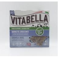 Vitabella Barrette di Avena Croccanti con Cioccolato Fondente 6x20g