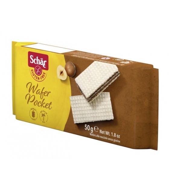 Schar Wafer Pocket Nocc 50g