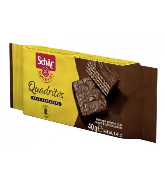 Schar Quadritos Wafer 40g