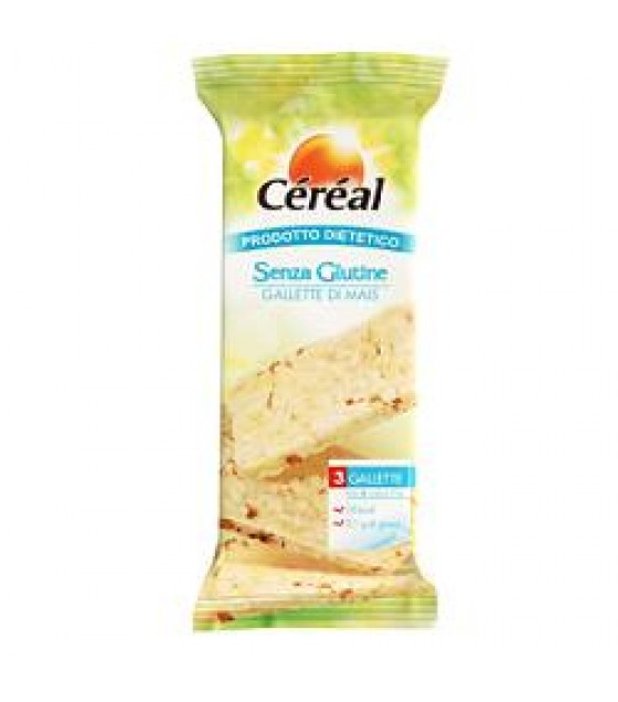 Cereal Gallette Mais 13,3g