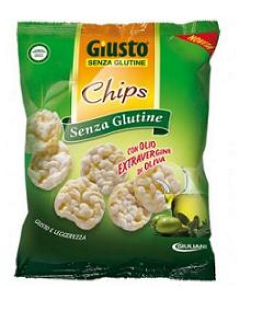 Giusto S/g Chips Olio Extraver