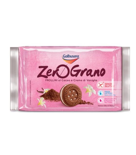 Zerograno Frollini Crema 160g