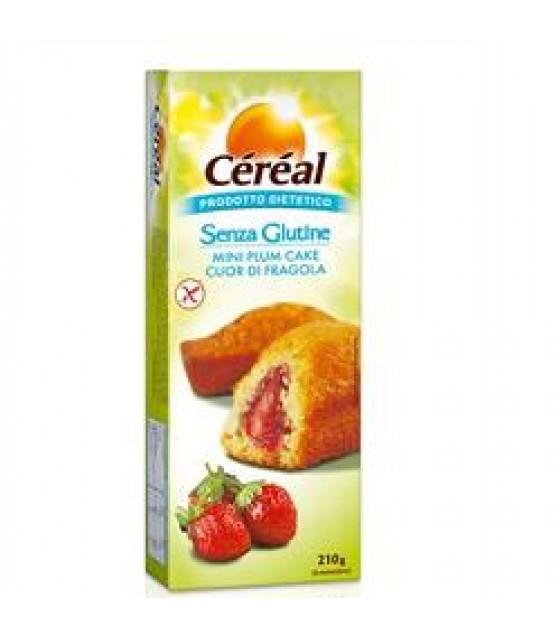Cereal Miniplum Fragola 210g