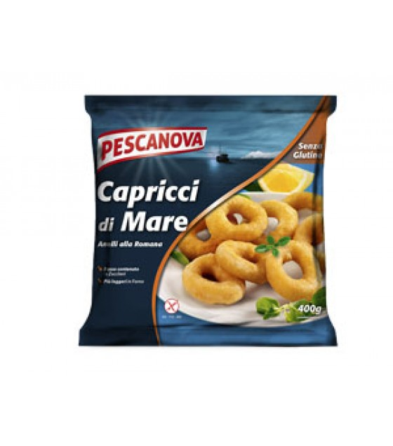 Pescanova Capricci Mare Anelli