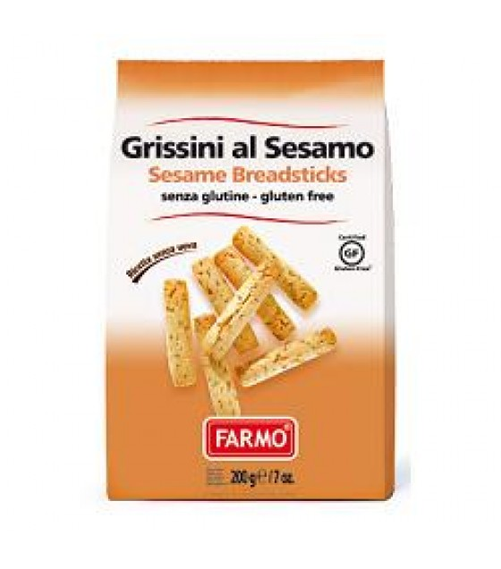 Farmo Grissini Sesamo 200g