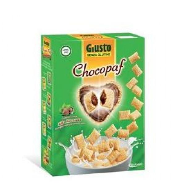 Giusto S/g Chocopaf 300g