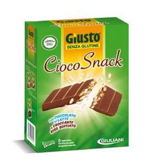 Giusto S/g Cioco-snack Ltt 125