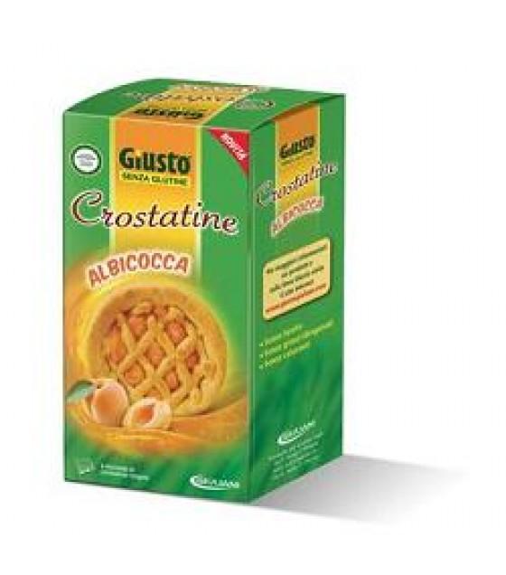 Giusto S/g Crostatine Alb 180g