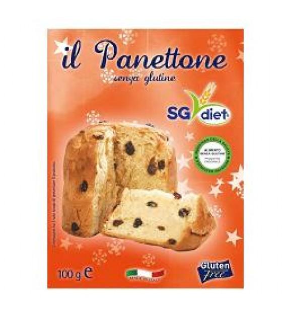 Sg Diet Panettone 100g