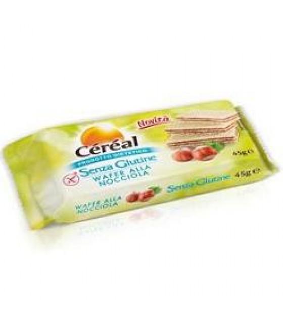 Cereal Wafer Nocciola S/g 45g