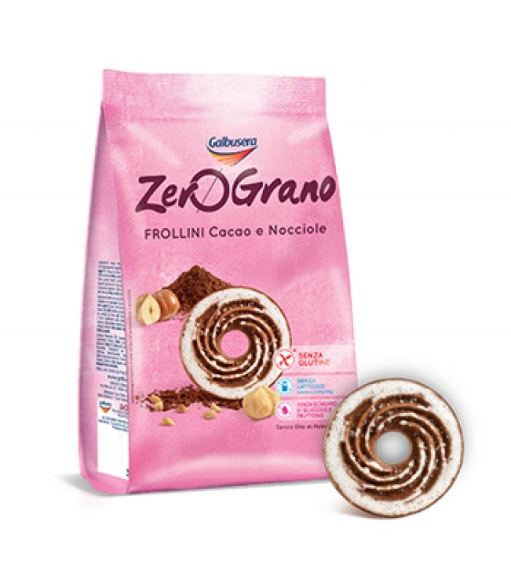 Zerograno Froll Cacao/nocc300g