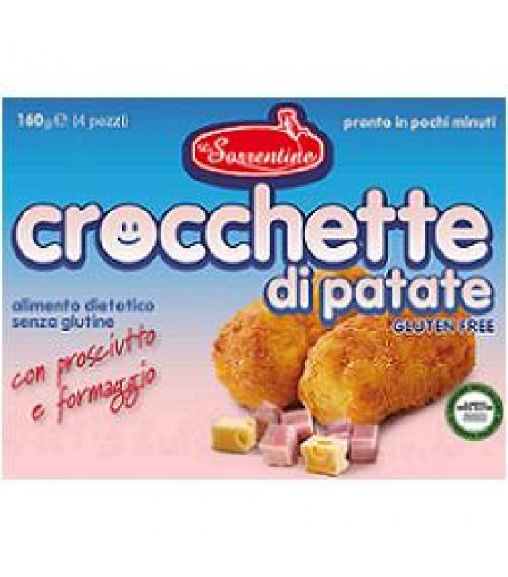 Le Sorrentine Croc Patate 4pz