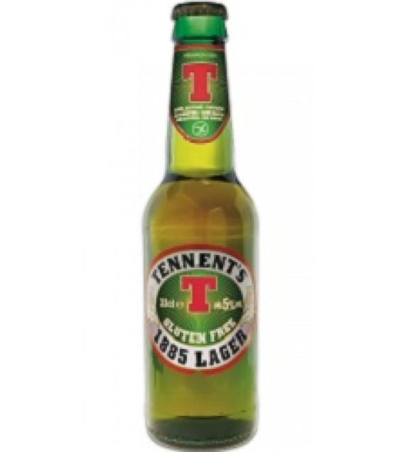 Tennent's 1885 Lager S/g 330ml