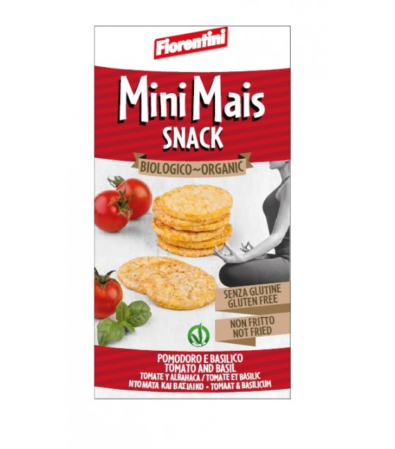 Bio Mini Gallette Mais Pom/bas