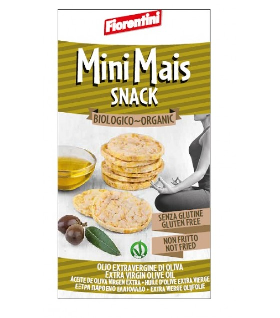 Bio Mini Gallette Mais Olio Ex