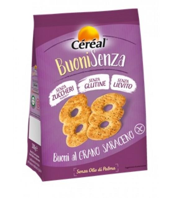 Cereal Buoni Al Grano Saraceno