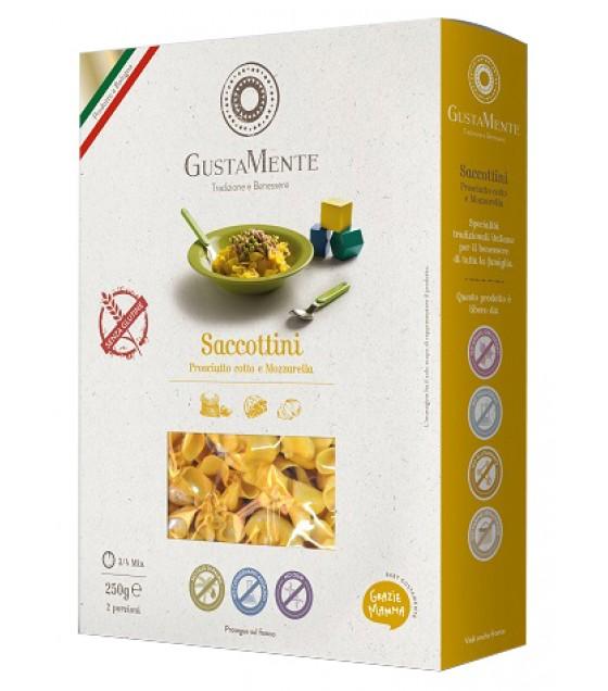 Saccottini Cotto/mozz 250g