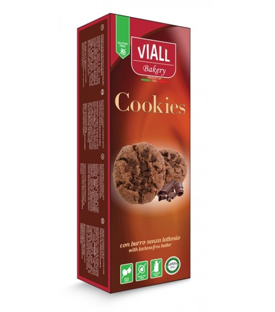 Viall Bakery Cookies Cacao120g
