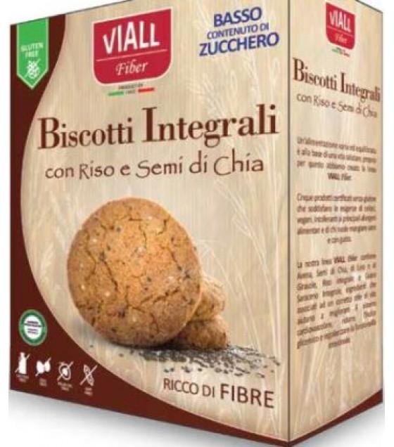 Viall Fiber Bisc Riso Integr/s