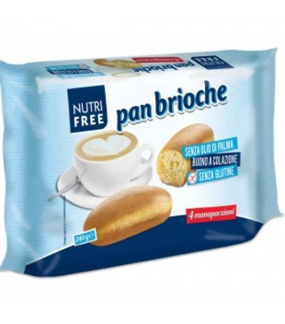 Nutrifree Pan Brioche 4x60g