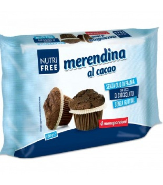 Nutrifree Merend Cacao 4x45g