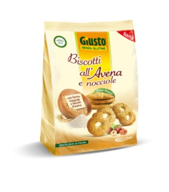 Giusto S/g Bisc Avena C/nocc