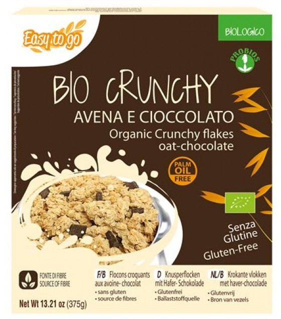 Etg Bio Crunchy Avena/cioc375g