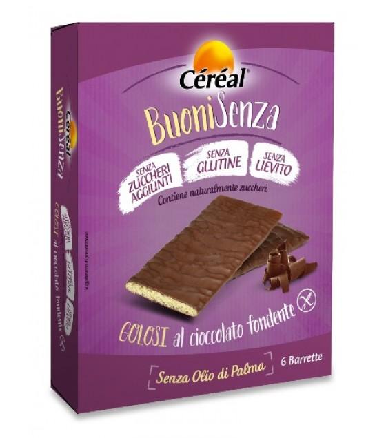 Cereal Buoni Senza Golosi al Cioccolato Fondente