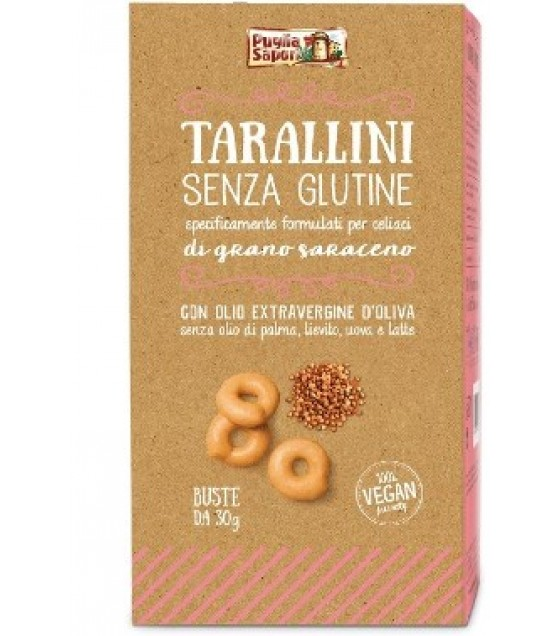 Puglia Sapori Tarallini Grano