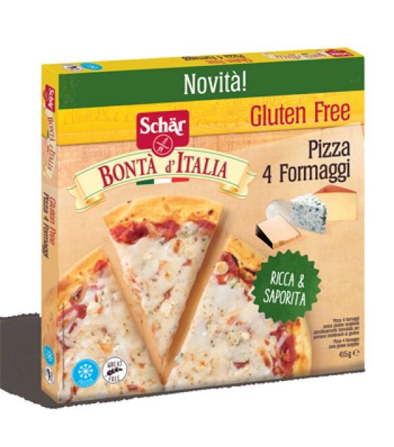 Schar Pizza 4formag 415g