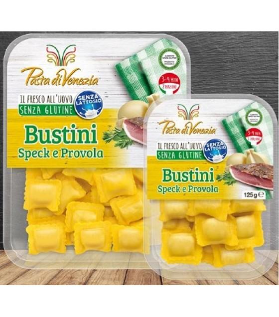 Bustini Speck Provola 125g SENZA LATTOSIO