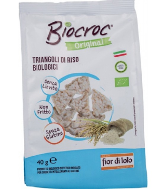 Biocroc Triangoli Di Riso Bio